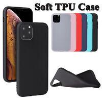 Ultra Sottile Silicone Morbido Compagno TPU Per IPHONE 11 Pro Massimo Urto Cover