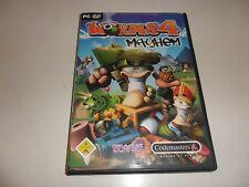 PC  Worms 4 Mayhem (2)