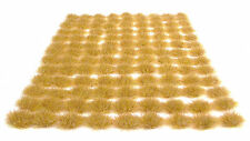 x117 Scrub grass tufts 6mm - Self adhesive static model wargames scenery