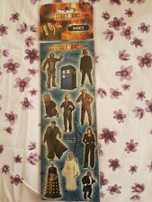 Doctor Who Magnets - 10th Doctor, Donna, Tardis and 9 other magnets set