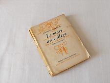 Le mari au collège Giovanni Guareschi 1952 Livre éditions du Seuil