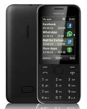 BRAND NEW NOKIA 207 PHONE - UNLOCKED - 3G - FM RADIO - BLUETOOTH