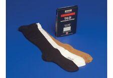 TED Anti Embolism Stockings, Knee-High Hose Medium Regular Beige Closed Toe 4271