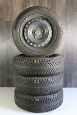 16 Pulgadas Neumáticos de Invierno + Nissan Juke desde 2010+ Ruedas Acero +