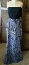 JEANSWEST Strapless Maxi Dress - As New - Worn once - size 8 (XS)