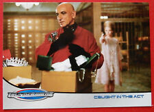 THUNDERBIRDS (The 2004 Movie) - Card#59 - Caught In The Act - Cards Inc 2004