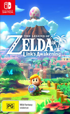 The Legend of Zelda Links Awakening Switch Game NEW