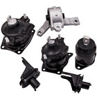 6x Engine Motor Transmission Mount For Acura Tl 3.2l 3.5l 2007-2008 For Auto