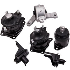 6x Engine Motor Amp Transmission Mount For Acura Tl 32l 35l 2007 2008 For Auto