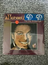 Michael Jackson Lp SEALED 1981 One Day In Your Life. New Old Press
