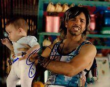 EUGENIO DERBEZ w/ COA  8x10 autograph photo LA FAMILIA PELUCHE LATIN LOVER