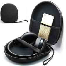 Storage Portable CarryIng Bag Nylon Protect Case for Earphone Headset Headphone