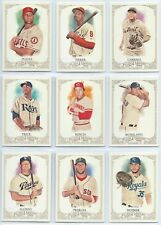 2012 Topps Allen & Ginters Ginter's Base Card You Pick, Finish Your Set 1-100