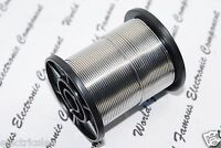 100g(1spool, about 25 meters) - 0.8mm Solder Wire for Audio - made in Germany