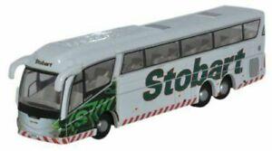 Oxford Bus Scania Irizar - Eddie Stobart 1/148