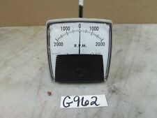 Yokogawa RPM Meter 2000 RPM (New)