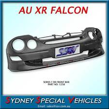 FRONT BUMPER BAR FOR AU FALCON XR6 XR8 SERIES 1 STYLE - NEW REPLACEMENT PART