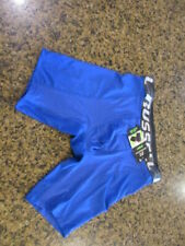 Russell Men M Long Leg Boxer Brief Performance SPORT Anti-Odor dri-power 360 NWT