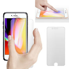 [2-Pack] For iPhone 8 7 Scratch-Resistant Tempered Glass Screen Protector -Clear
