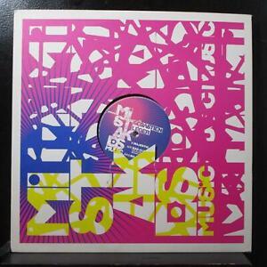 """Sébastien Léger - Majestic 12"""" Mint- Mistakes Music MIS009 France 2008"""