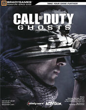 Call Of Duty Ghosts - Game Guide/Book - PS3, PS4, Xbox 360, Xbox One, PC