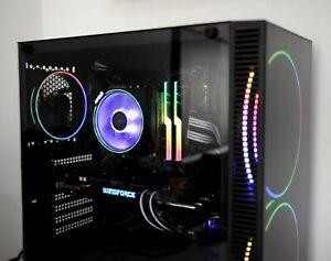 ⚡️RTX 3070 8GB⚡️Gaming PC | Ryzen 7 2700X | 16GB Ram | 500GB NVME + 1TB | RGB