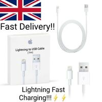 *SALE!!* APPLE Lightning Charger Cable! -  Superfast Charging! - 1M Apple Cable!
