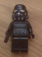 Lego Star Wars SW166 Shadow Trooper with short blaster from set 7667 Dropship