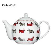4 Gobelet Classic Collection 1300 ml avec rayures colorés Kitchencraft Théière