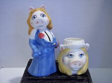 Vintage Miss Piggy Mug And Coin Bank by Sigma the Tastesetter