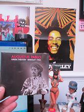 AUGUSTUS PABLO - Greek Theater Berkeley 1984 CD Lovers Rock Africa Must be Free