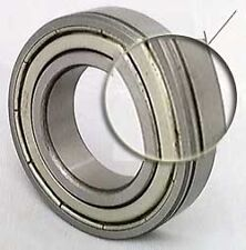 6204ZZN Shielded Bearing with snap ring groove  20x47x14