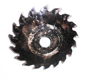 GDR Saw Ø 14,7 CM Hand Circular Saw 18 Teeth Vintage! (8