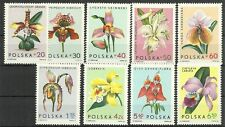 Orchidee/Polonia MiNr 1612/20 **