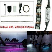 Tira de Luz LED Lámpara de Barra Para Xiaomi M365 / M365 Pro Patinete Eléctrico