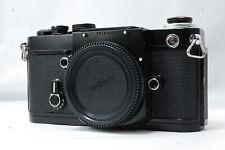 Nikon F2 35mm SLR Film Camera Body Only SN7717923