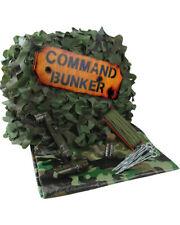 Niños Conjunto de bunker Comando