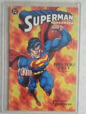 SUPERMAN DOOMSDAY HUNTER / PREY BOOK ONE JURGENS BREEDING DIRECT SALES