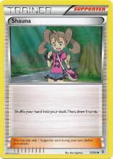 Shauna X4 - 72/83 *REVERSE HOLO FOIL* NM Pokemon Generations Uncommon Trainer