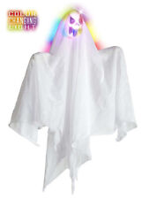 Halloween Party Light Up Colour Changing Ghost Prop