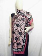 Floral Scarves & Shawls Pashmina Oversize for Women