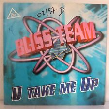 "Bliss Team ‎– U Take Me Up (Vinyl, 12"", Maxi 33 Tours)"