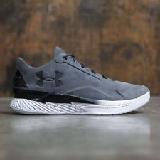 Under Armour UA SC 30 Steph Curry 1 Luxury Low Suede Grey UK 7 US 8 Warriors Dub