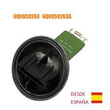 Resistencia Calentador de ventilador para motor VW FOX POLO 6R 9N AUDI A2 SEAT