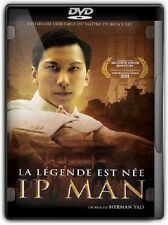 LA LEGENDE EST NEE  :  IP MAN                --  NEUF ------  BLU RAY