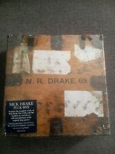 Nick Drake Tuck Box 5 CD MINI LP LARGE BOXSET SEALED