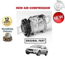Para Lexus IS200 2.0i 1999-2005 Nuevo Compresor de Aire Acondicionado 10S15C
