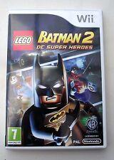 LEGO BATMAN 2 DC HEROES WII PAL