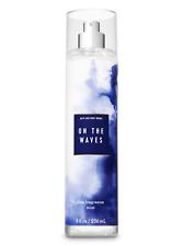 BATH AND BODY WORKS ON THE WAVES FRAGRANCE BODY MIST 8 OZ