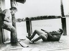 STEVE Mc QUEEN THE HUNTER LE CHASSEUR 1980 VINTAGE PHOTO ORIGINAL #2